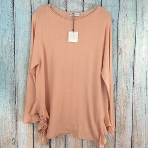 Zara Knit Tunic